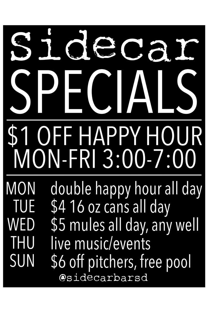 event-flyer-sidecar-drink-specials