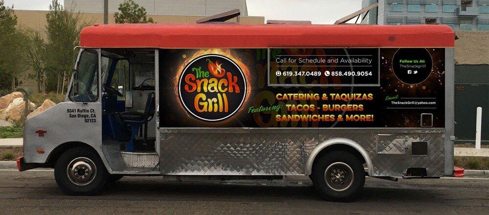 Late Night Food Truck